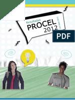 Resultados Procel 2012 Ano Base 2011 Completo