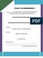 propuesta didactica para la enseñanza de la adquisicion de los numeros naturales