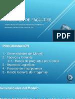 I Reunión de Faculties BAIMUN 2013