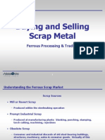 Buying and Selling Scrap Metal