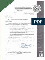Denton Navarro Invoices