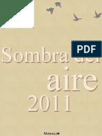 Sombra del aire 2011