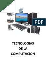 Tecnologias de la Computacion