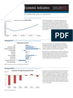 Houston Economic Indicators - January 2013