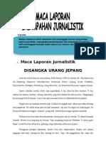 Materi Basa Sunda maca laporan lalampahan jurnalistij