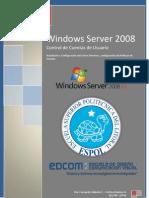 Contro de Cuentas de Usuario en Windows Server