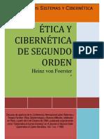 etica y cibernetica de segundo orden