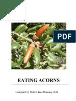 ACORNS FOR EATING