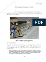 Overview of Topographic Surveying Techniques and Methods