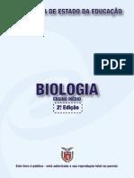 Apostila de Biologia da Secretaria de Educação do Estado do Paraná
