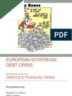 Economics - EU Crisis