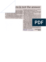 BCD Member Editorial
