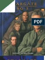 Star Gate SG1 Rule Book