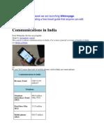 communicatin