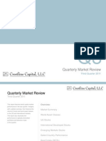 Q3 2011 Quarterly Market Review