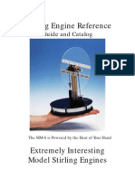 stirling Engine Reference guide and catalog