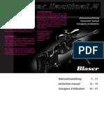 Blaser Tactical 2 Sniper Rifle