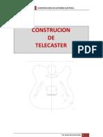 Construcción de Telecaster