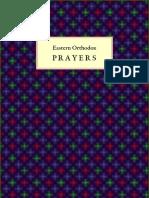 Eastern Orthodox Prayers