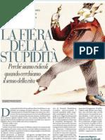Mille cretini di Quim Monzó, la fiera della stupidità - La Repubblica 18.01.2013