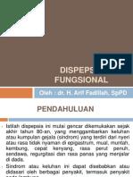 DISPEPSIA FUNGSIONAL