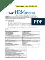 HR Training