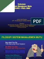 54116968-4-dokumen-sistem-manajemen-mutu-iso-17025-2005.ppt