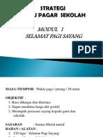 Modul Guru Penyayang Melaka 1