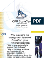 QPR Scorecard