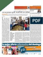 La venta del agua de Jerez. Por María Alconchel