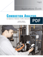 Combustion Analysis By TESTO