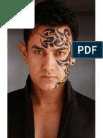 Amir KHan in Dhoom 3