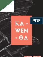 Kawenga /// programme 1er semestre 2013