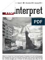 ReInterpret - December/January 2012/2013