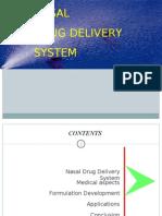 Nasal Drug Delivery System.ppt