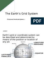 Earths Grid Sysytem