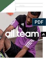 Adidas Football Teamwear 2013