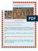 Acatistul Sfintilor Arhangheli