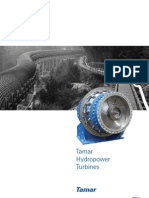 Tamar Hydro Turbines Product Profile