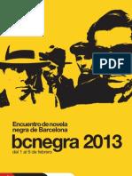 BCNegra 20013 (castellano)