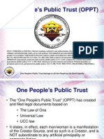 One People Public Trust - Slide