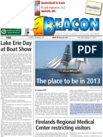 The Beacon - January 17, 2013