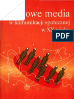 nowe media w komunikacji społecznej- hopfinger