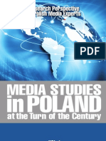 The Issue of media studies methodology