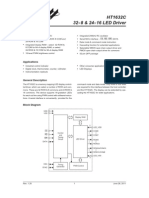 datasheet led driver