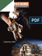 Catalogue gants bâtiment ROSTAING