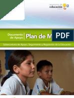 Plan de Mejoras para la educación
