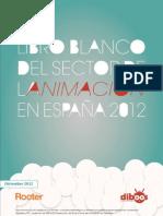 Libro Blanco de la animación española