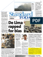 Manila Standard Today - Saturday (January 19, 2013) Issue