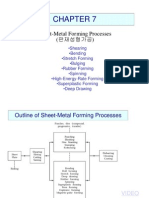 Sheet-Metal Forming Processes